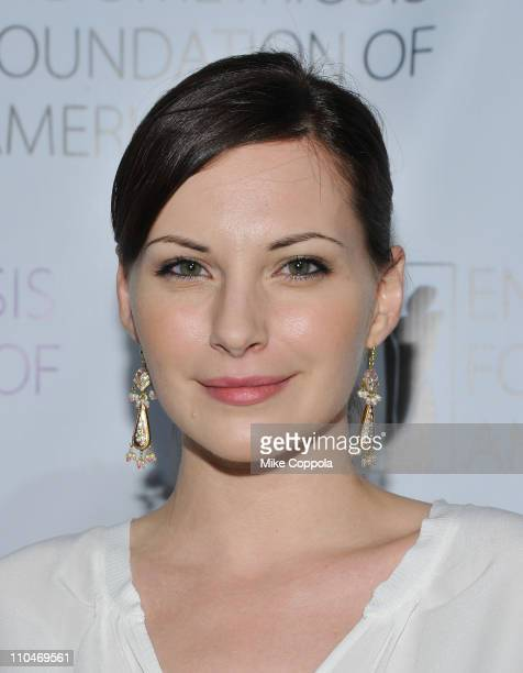 Actress Jill Flint attends the Endometriosis Foundation of America's 3rd Annual Blossom Ball at the New York Public Libaray on March 18 2011 in New...