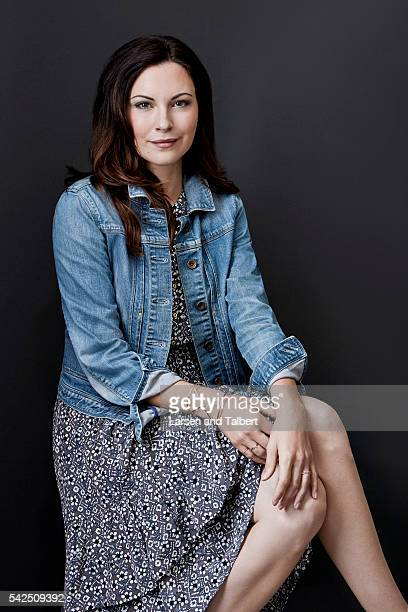 Actress Jill Flint is photographed for Entertainment Weekly Magazine at the ATX Television Fesitval on June 10 2016 in Austin Texas