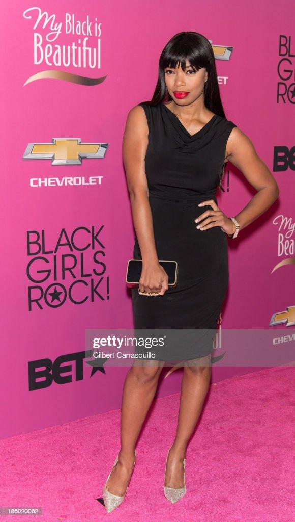 Actress Jill Marie Jones attends Black Girls Rock! 2013 at New Jersey Performing Arts Center on October 26, 2013 in Newark, New Jersey.
