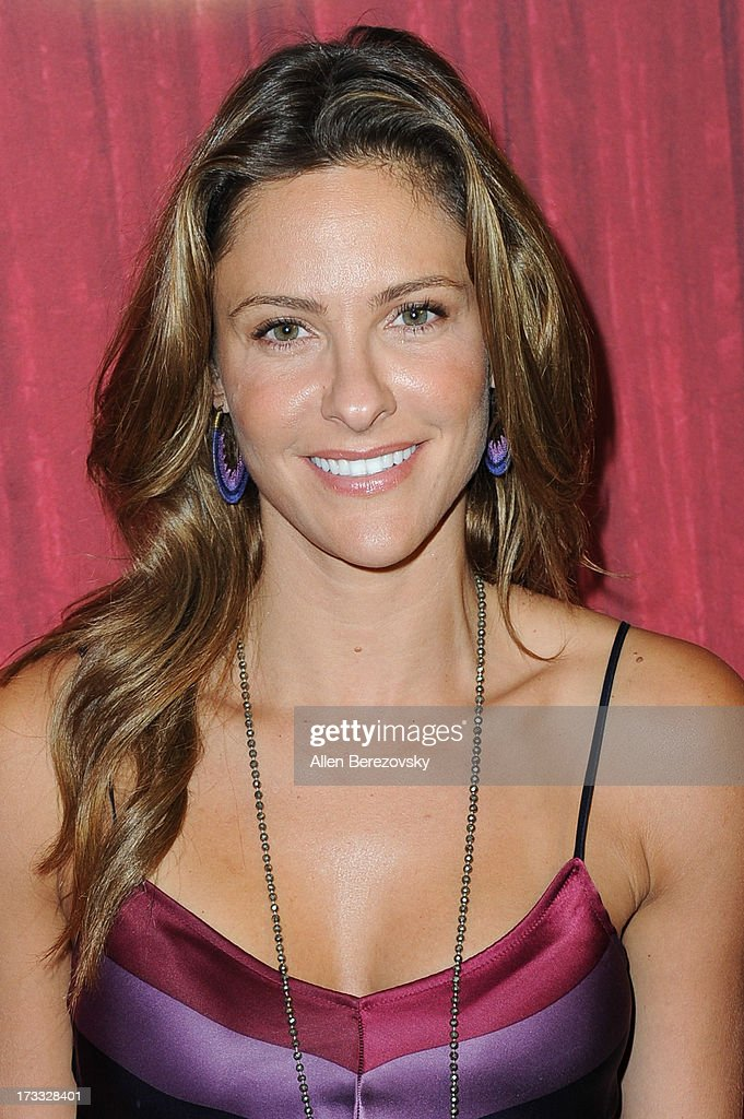 Actress Jill Wagner attends the celebrity premiere of Ringling Bros. and Barnum & Bailey's 'Built To Amaze!' tour at Staples Center on July 11, 2013 in Los Angeles, California.