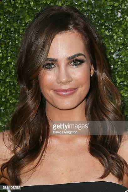 Actress Jillian Murray arrives at the CBS CW Showtime Summer TCA Party at the Pacific Design Center on August 10 2016 in West Hollywood California