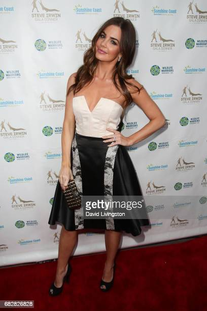 Actress Jillian Murray attends the Steve Irwin Gala Dinner at the SLS Hotel at Beverly Hills on May 13 2017 in Los Angeles California