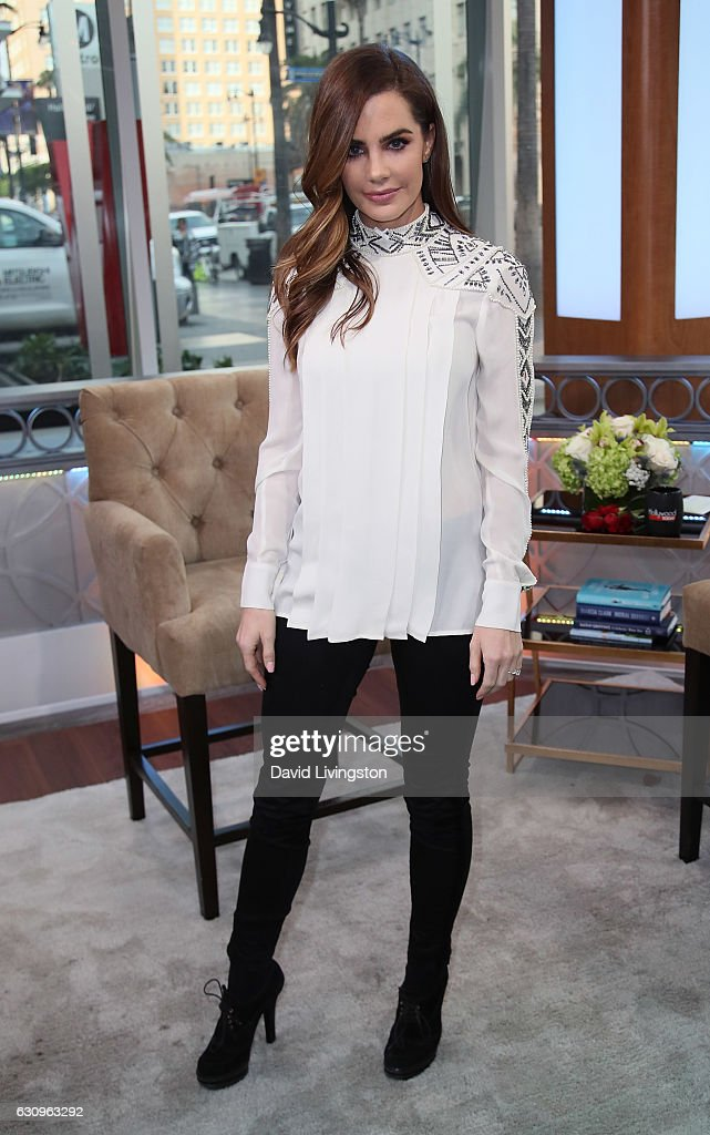 Nick Viall, Jillian Murray And Heather And Terry Dubrow Visit Hollywood Today Live