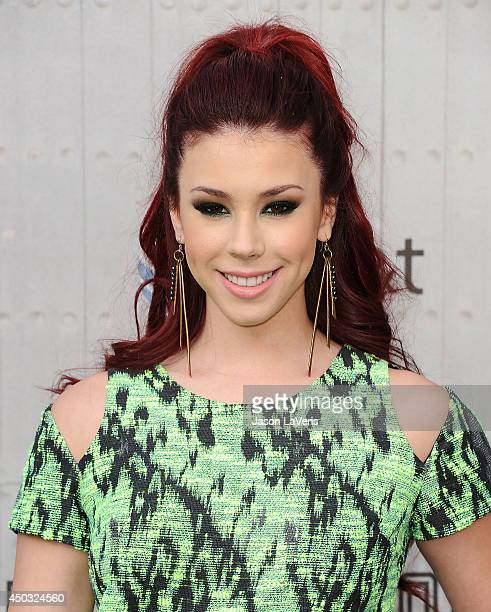 Actress Jillian Rose Reed attends Spike TV's 'Guys Choice' Awards at Sony Studios on June 7 2014 in Los Angeles California
