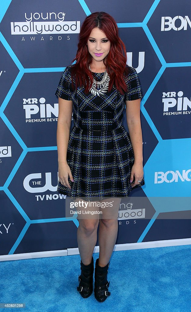Actress Jillian Rose Reed attends the 16th Annual Young Hollywood Awards at The Wiltern on July 27, 2014 in Los Angeles, California.