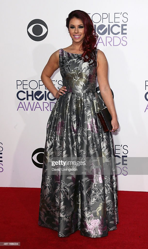 Actress Jillian Rose Reed attends the 2015 People's Choice Awards at the Nokia Theatre L.A. Live on January 7, 2015 in Los Angeles, California.