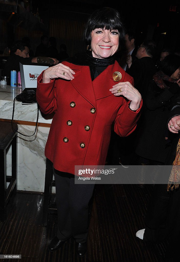 Actress Jo Ann Worley attends the opening night after party of 'Jekyll & Hyde' held at Beso on February 12, 2013 in Hollywood, California.