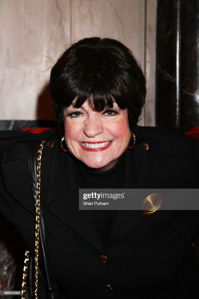 Actress Jo Anne Worley arrives for the opening of 'CHICAGO' at the Pantages Theatre on April 21 2010 in Hollywood California