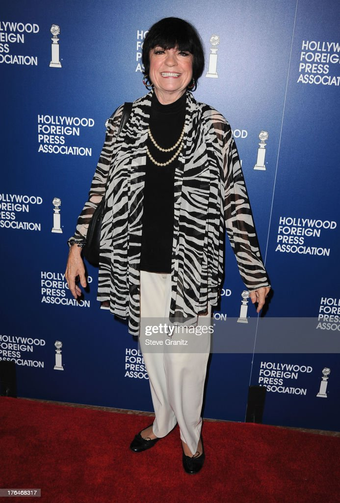 Actress Jo Anne Worley attends Hollywood Foreign Press Association's 2013 Installation Luncheon at The Beverly Hilton Hotel on August 13 2013 in...