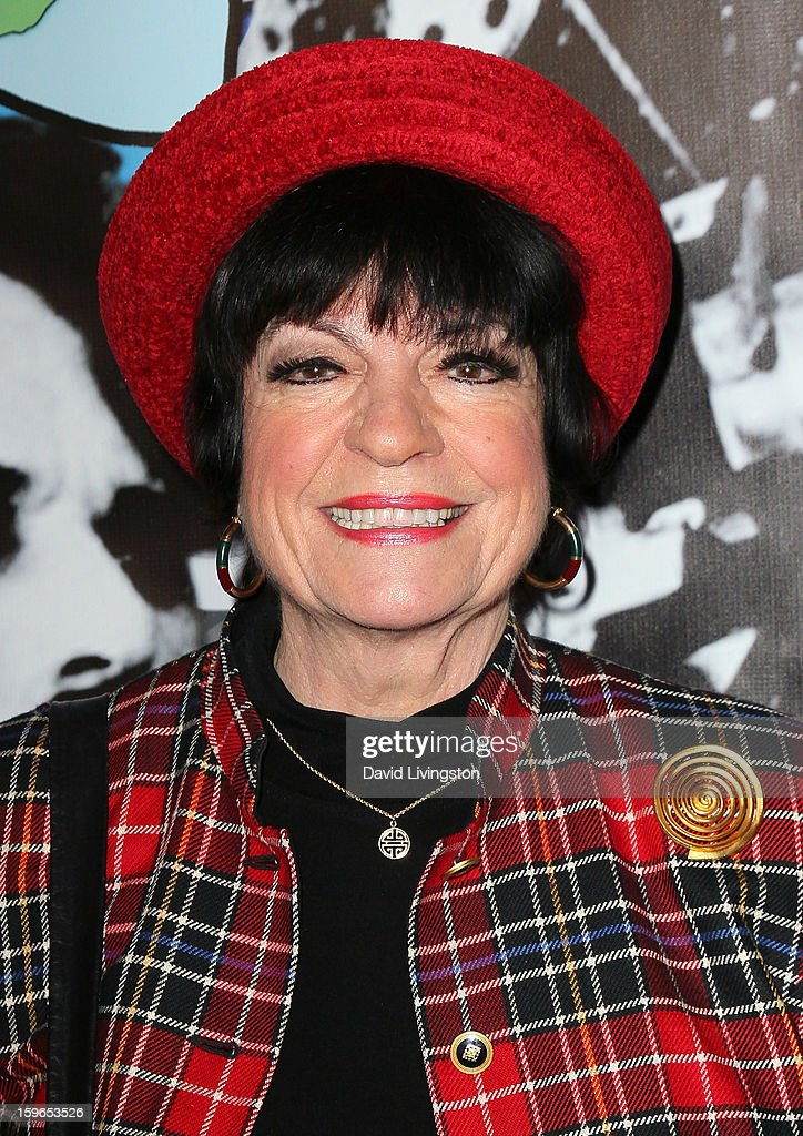Actress Jo Anne Worley attends the 'Directors Series' 2nd Annual Commemorative Ticket press event presented by Red Line Tours at the Egyptian Theatre on January 17, 2013 in Hollywood, California.