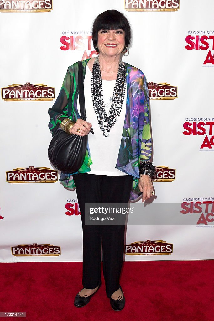 Actress <a gi-track='captionPersonalityLinkClicked' href=/galleries/search?phrase=Jo+Anne+Worley&family=editorial&specificpeople=229011 ng-click='$event.stopPropagation()'>Jo Anne Worley</a> attends the Los Angeles Show Premiere of 'Sister Act' at the Pantages Theatre on July 9, 2013 in Hollywood, California.