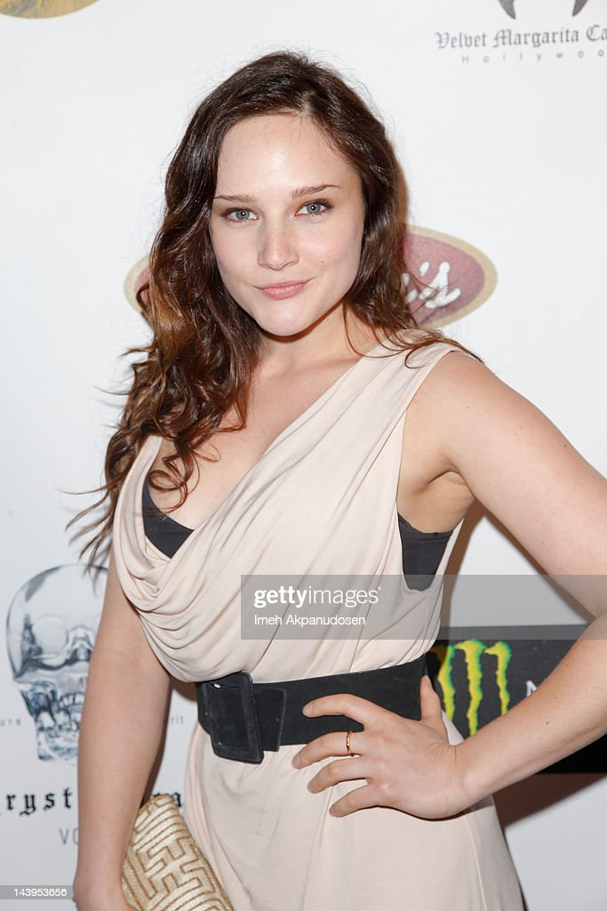 Actress Jo Armeniox attends the 8th Annual Cinco de Mayo Benefit And Charity Celebrity Poker Tournament at Velvet Margarita on May 5, 2012 in Hollywood, California.