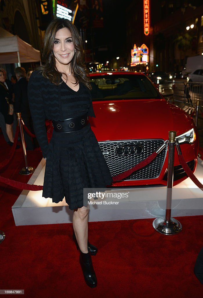 Actress Jo Champa arrives at the premiere of 'Lincoln' during the 2012 AFI Fest presented by Audi at Grauman's Chinese Theatre on November 8, 2012 in Hollywood, California.