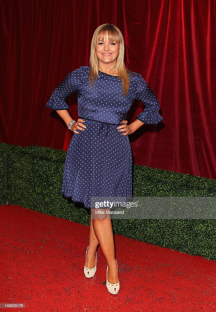 Actress Jo Joyner attends the British Soap Awards at The London Television Centre on April 28, 2012 in London, England.