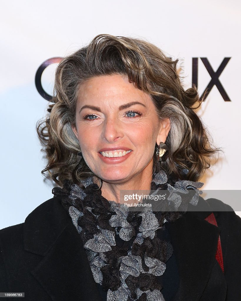 Actress Joan Severance attends the opening of the new bar Riviera 31 at the Sofitel L.A. Hotel on January 15, 2013 in Beverly Hills, California.