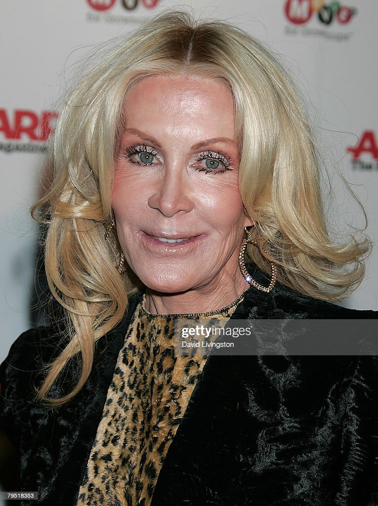 Actress Joan Van Ark attends AARP The Magazine's seventh annual Movies for Grownups Awards at the Hotel Bel Air February 4, 2008 in Los Angeles, California.