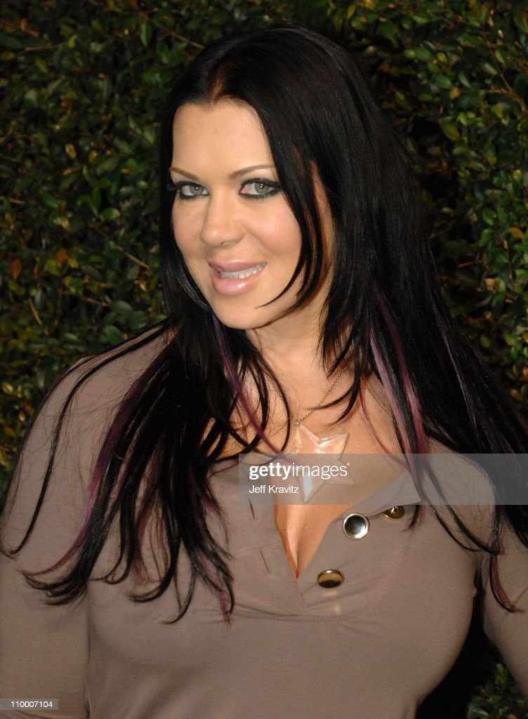 Actress Joanie Laurer arrives at the 2007 Spike TV Scream Awards at The Greek Theater on October 19 2007 in Los Angeles California