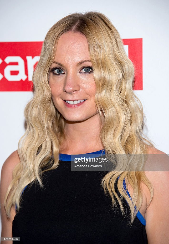 Actress <a gi-track='captionPersonalityLinkClicked' href=/galleries/search?phrase=Joanne+Froggatt&family=editorial&specificpeople=2364245 ng-click='$event.stopPropagation()'>Joanne Froggatt</a> arrives at the 'Downton Abbey' photo call at The Beverly Hilton Hotel on August 6, 2013 in Beverly Hills, California.