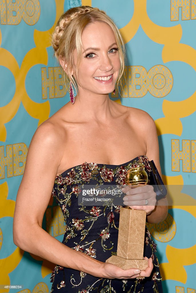 Actress <a gi-track='captionPersonalityLinkClicked' href=/galleries/search?phrase=Joanne+Froggatt&family=editorial&specificpeople=2364245 ng-click='$event.stopPropagation()'>Joanne Froggatt</a> attends HBO's Post 2015 Golden Globe Awards Party at Circa 55 Restaurant on January 11, 2015 in Los Angeles, California.