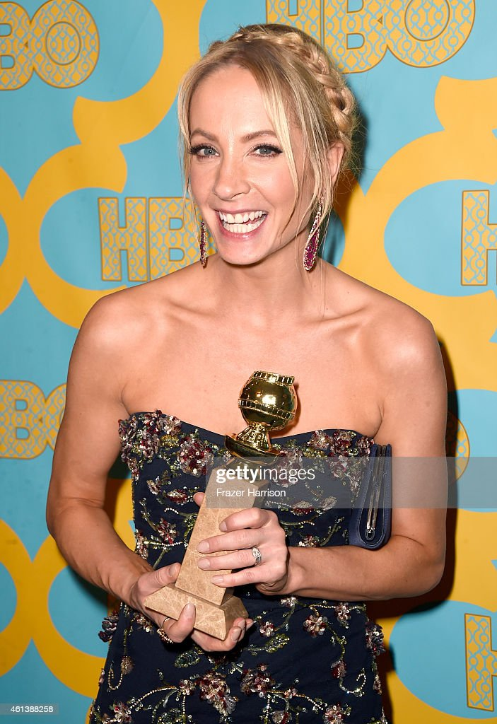 Actress Joanne Froggatt attends HBO's Post 2015 Golden Globe Awards Party at Circa 55 Restaurant on January 11 2015 in Los Angeles California
