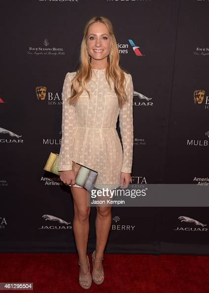 Actress Joanne Froggatt attends the BAFTA Los Angeles Tea Party at The Four Seasons Hotel Los Angeles At Beverly Hills on January 10 2015 in Los...