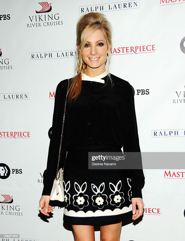 Actress Joanne Froggatt attends the 'Downton Abbey' Season 3 Photo Call at the Essex House on December 12, 2012 in New York City.