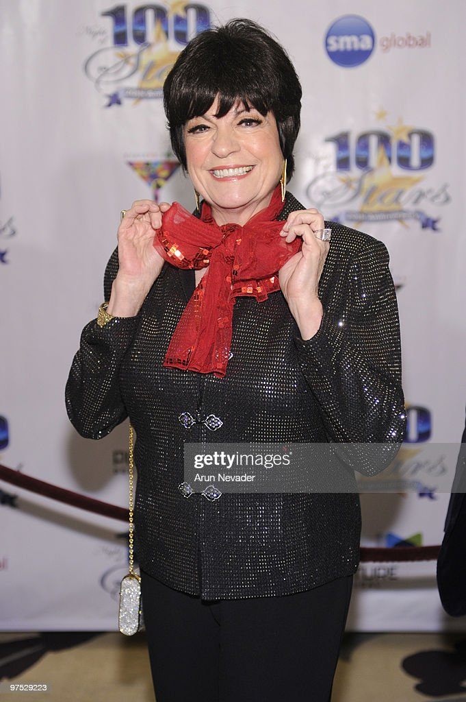 Actress Joanne Worley attends The 20th Annual Night Of 100 Stars Awards Gala at Beverly Hills Hotel on March 7 2010 in Beverly Hills California