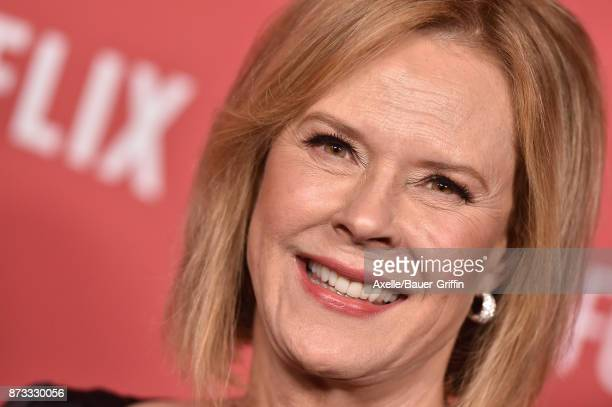 Actress JoBeth Williams arrives at SAGAFTRA Foundation Patron of the Artists Awards 2017 on November 9 2017 in Beverly Hills California