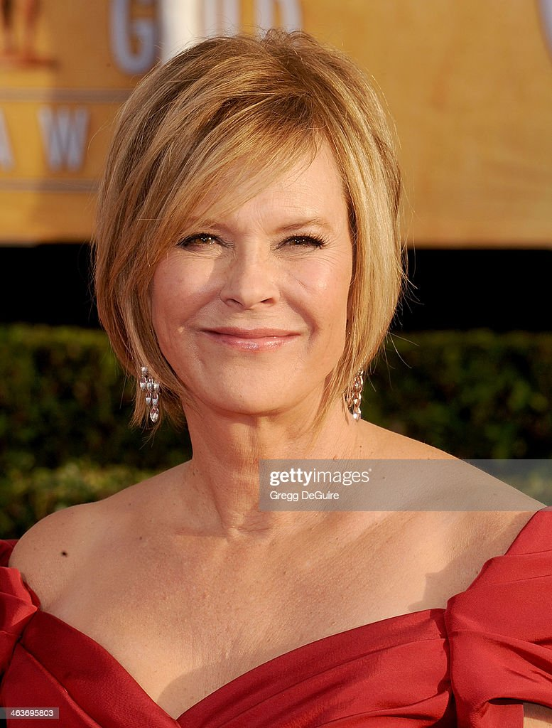 Actress JoBeth Williams arrives at the 20th Annual Screen Actors Guild Awards at The Shrine Auditorium on January 18, 2014 in Los Angeles, California.