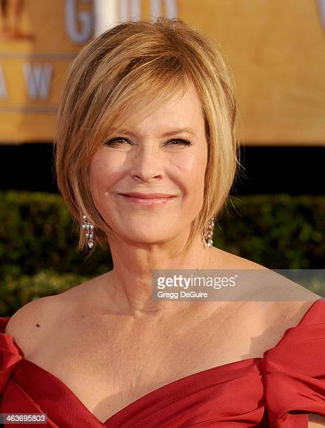 Actress JoBeth Williams arrives at the 20th Annual Screen Actors Guild Awards at The Shrine Auditorium on January 18 2014 in Los Angeles California