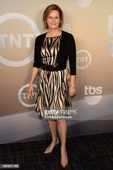 Actress JoBeth Williams attends the TBS / TNT Upfront 2014 at The Theater at Madison Square Garden on May 14 2014 in New York City 24674_002_0248JPG