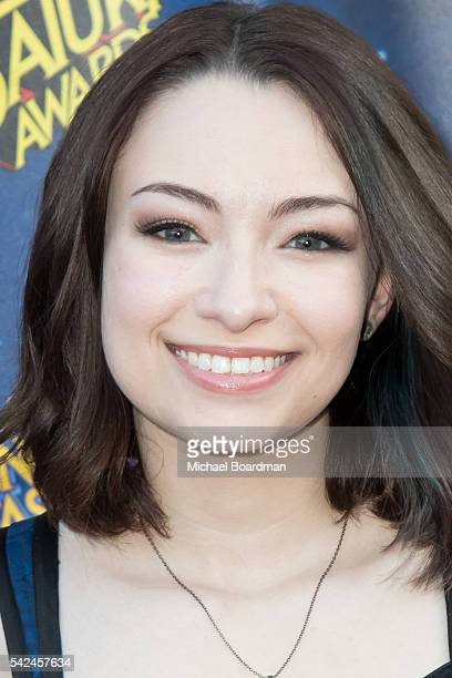 Actress Jodelle Ferland attends the 42nd Annual Saturn Awards at The Castaway on June 22 2016 in Burbank California