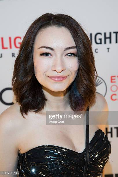 Actress Jodelle Ferland attends the Brightlight Pictures Red Carpet Party at Cin Cin restaurant on Sept 29 2016 in Vancouver Canada