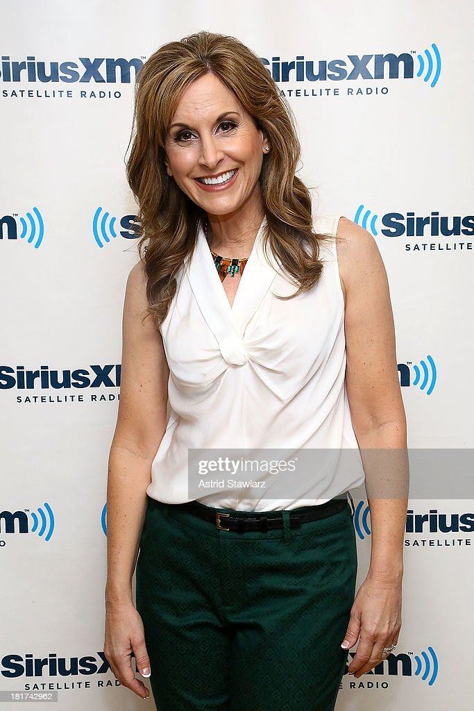 Actress Jodi Benson who provided the voice of Ariel in Walt Disney's 1989 animated movie 'The Little Mermaid', visits the SiriusXM Studios on September 24, 2013 in New York City. (Photo by Astrid Stawiarz/Getty Image