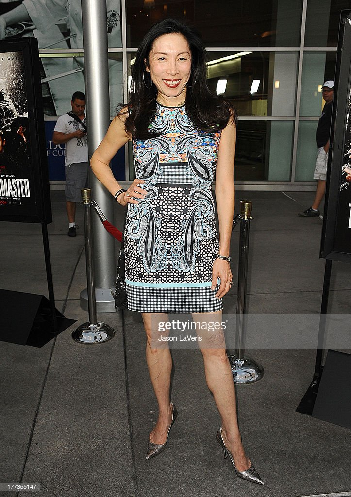 Actress Jodi Long attends the premiere of 'The Grandmaster' at ArcLight Cinemas on August 22, 2013 in Hollywood, California.