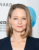 Actress Jodie Foster attends the 2015 Athena Film Festival opening night reception at Barnard College on February 5 2015 in New York City