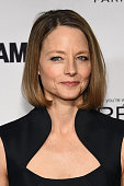 Actress Jodie Foster attends the Glamour 2014 Women Of The Year Awards at Carnegie Hall on November 10 2014 in New York City