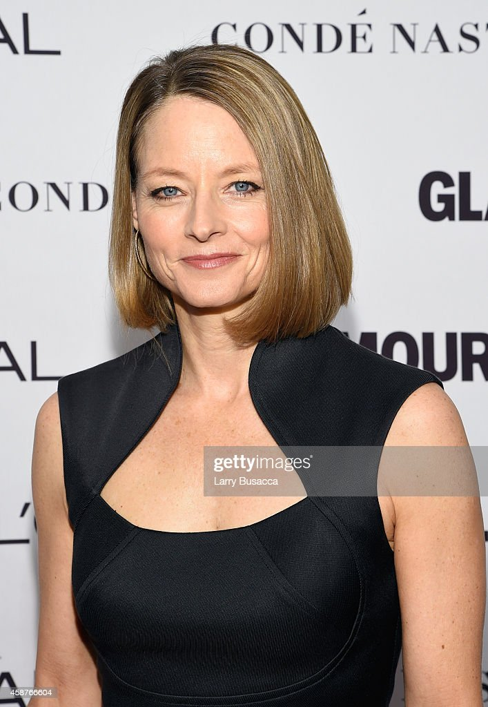 Actress <a gi-track='captionPersonalityLinkClicked' href=/galleries/search?phrase=Jodie+Foster&family=editorial&specificpeople=204488 ng-click='$event.stopPropagation()'>Jodie Foster</a> attends the Glamour 2014 Women Of The Year Awards at Carnegie Hall on November 10, 2014 in New York City.