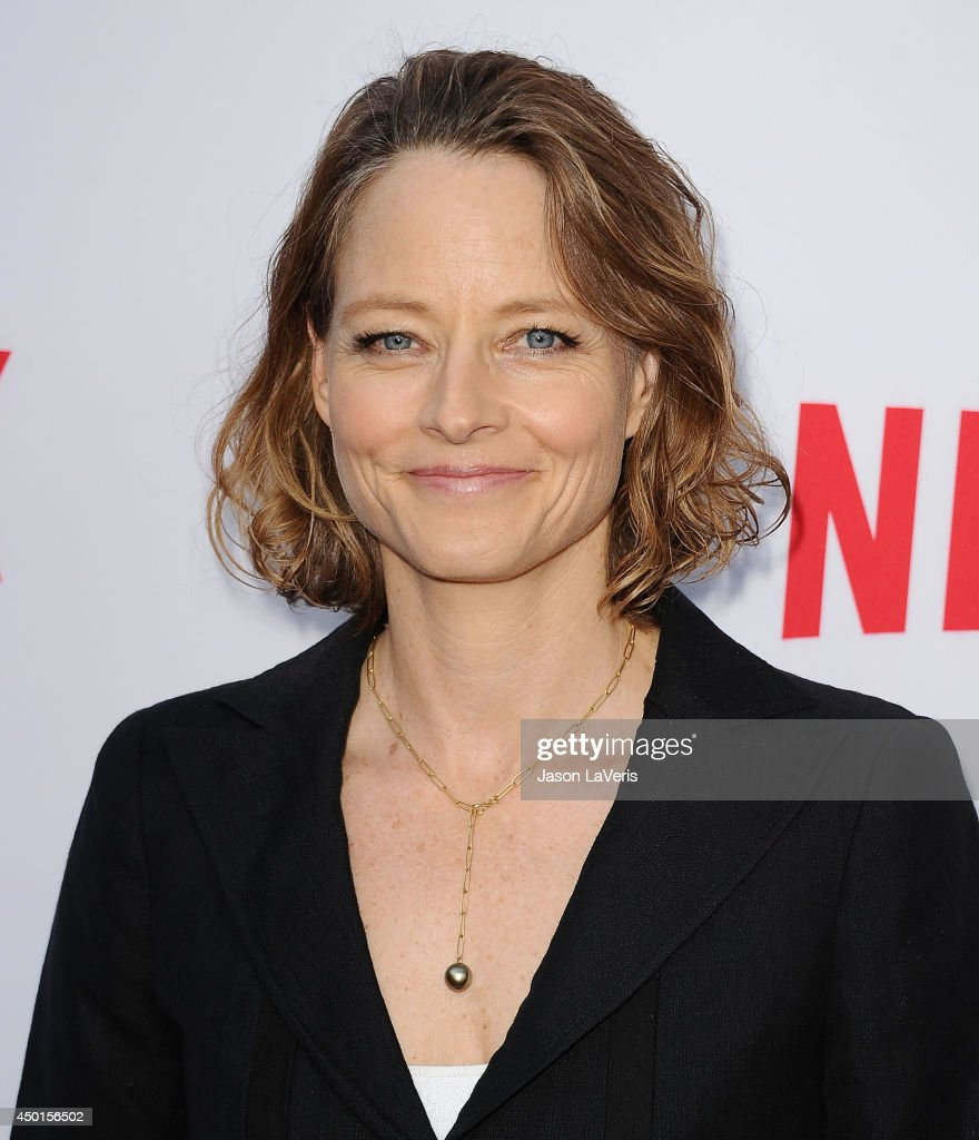Actress <a gi-track='captionPersonalityLinkClicked' href=/galleries/search?phrase=Jodie+Foster&family=editorial&specificpeople=204488 ng-click='$event.stopPropagation()'>Jodie Foster</a> attends the 'Women Ruling TV' panel at Leonard H. Goldenson Theatre on June 5, 2014 in North Hollywood, California.