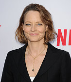 Actress Jodie Foster attends the 'Women Ruling TV' panel at Leonard H Goldenson Theatre on June 5 2014 in North Hollywood California
