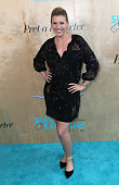 Actress Jodie Sweetin attends the Ovarian Cancer Research Fund Alliance's 3rd Annual Super Saturday Los Angeles at Barker Hangar on June 11 2016 in...