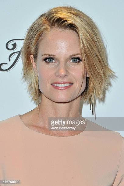 Actress Joelle Carter arrives at TheWrap's 2nd Annual Emmy Party at The London Hotel on June 11 2015 in West Hollywood California