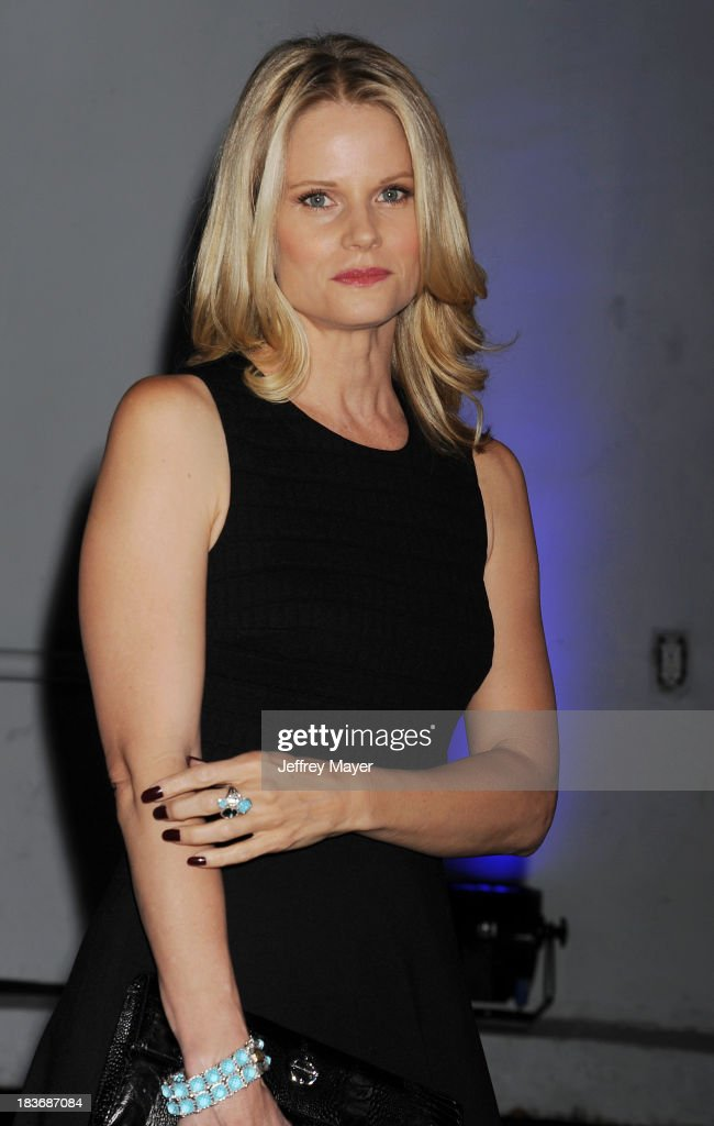 Actress <a gi-track='captionPersonalityLinkClicked' href=/galleries/search?phrase=Joelle+Carter&family=editorial&specificpeople=2433556 ng-click='$event.stopPropagation()'>Joelle Carter</a> attends the Tacori's Annual Club Tacori 2013 Event at Greystone Manor Supperclub on October 8, 2013 in West Hollywood,