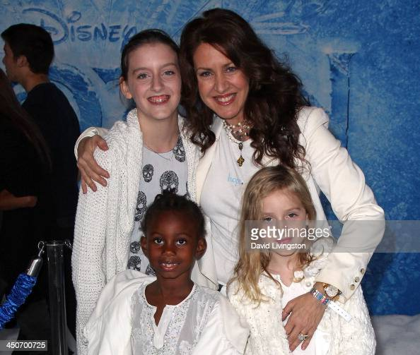 Joely Fisher And Children Stock Photos and Pictures ...