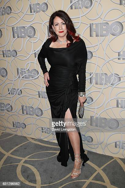 Actress Joely Fisher arrives at HBO's Official Golden Globe Awards after party at the Circa 55 Restaurant on January 8 2017 in Los Angeles California