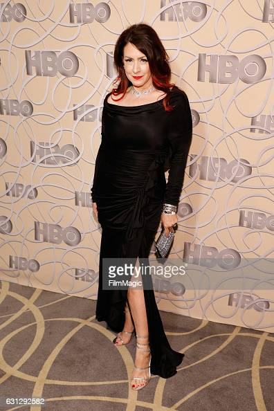 Actress Joely Fisher attends HBO's Official Golden Globe Awards After Party at Circa 55 Restaurant on January 8 2017 in Beverly Hills California