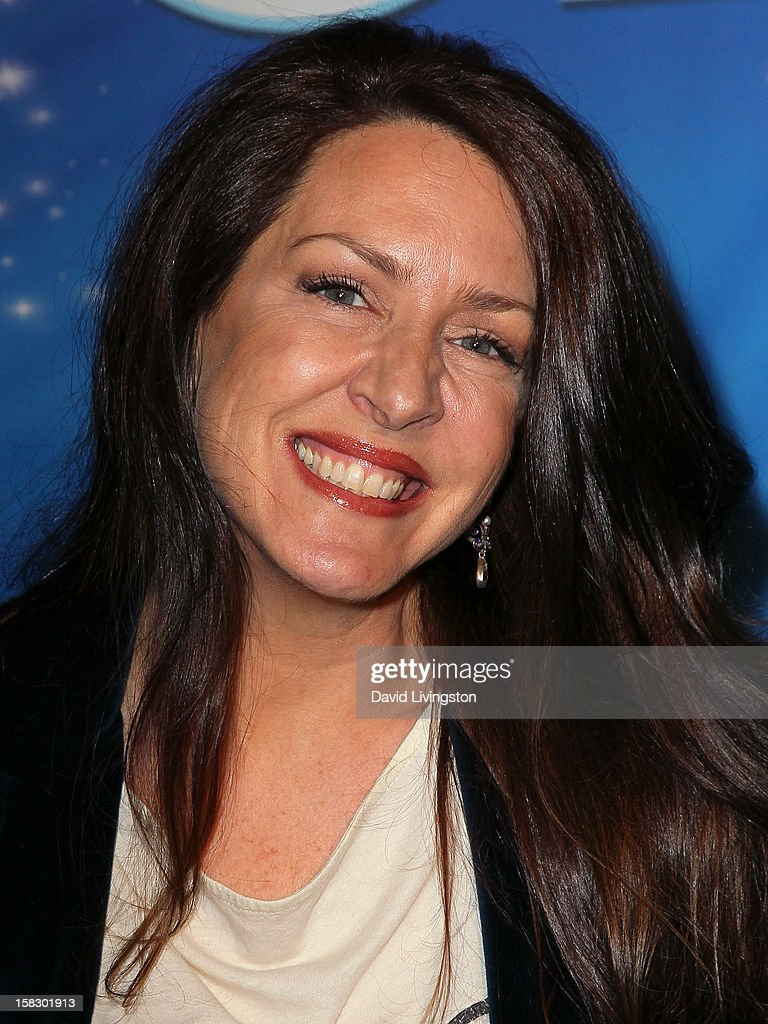 Actress Joely Fisher attends the opening night of Disney On Ice's 'Dare To Dream' at LA Kings Holiday Ice at L.A. LIVE on December 12, 2012 in Los Angeles, California.