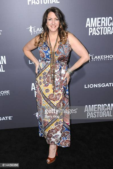 Actress Joely Fisher attends the premiere of Lionsgate's' 'American Pastoral' at Samuel Goldwyn Theatre on October 13 2016 in Beverly Hills California