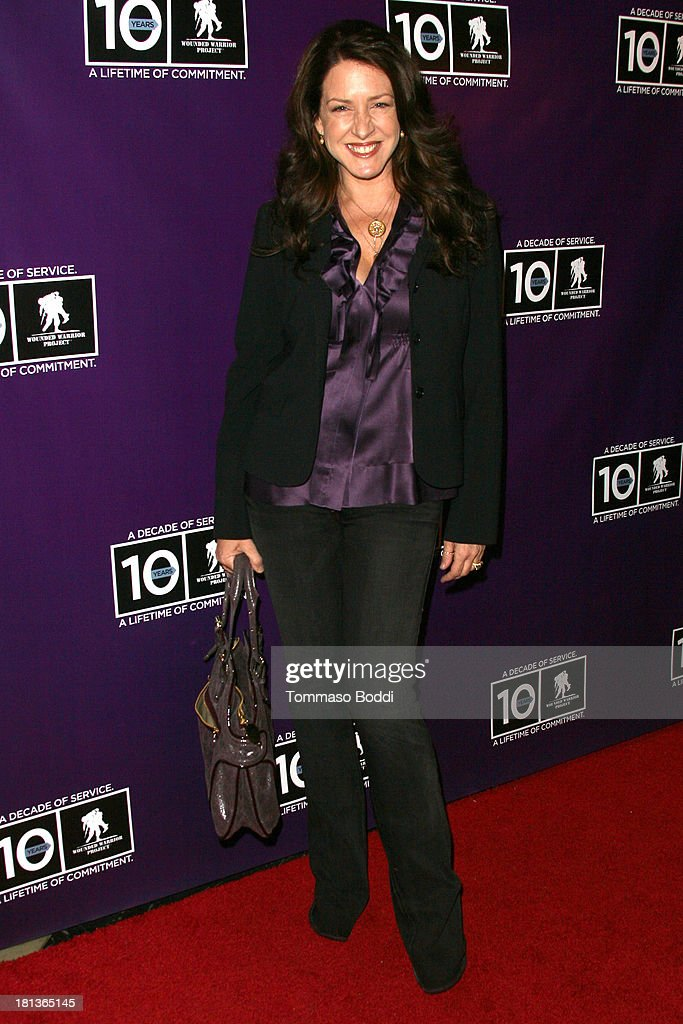 Actress <a gi-track='captionPersonalityLinkClicked' href=/galleries/search?phrase=Joely+Fisher&family=editorial&specificpeople=204228 ng-click='$event.stopPropagation()'>Joely Fisher</a> attends the Wounded Warrior Project style and beauty charity event held at Avalon on September 20, 2013 in Hollywood, California.