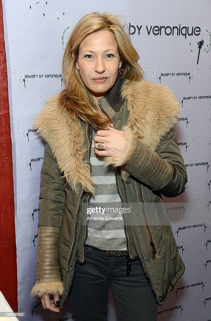 Actress Joey Lauren Adams attends Day 3 of the Kari Feinstein Style Lounge on January 20, 2013 in Park City, Utah.